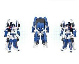 Tobot Tachyon Takion Transforming Action Figure Tobot V Season 3 Korean Toy image 5