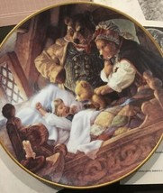Goldilocks and the Three Bears Knowles Co Collectors Plate 1991 Scott Gu... - £14.57 GBP