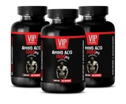 amino acids powder - AMINO ACID 1000mg - reduce exercise fatigue 3 Bottles - $42.03