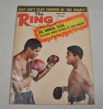 The Ring Magazine 2 FN March 1967 Ali Cassius Clay - $27.95