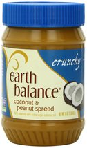 Earth Balance Coconut and Peanut Butter Spread,... - $106.53