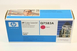 HP Q7583A Magenta Toner Cartridge 503A Genuine New NEVER OPENED - $19.94