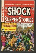 SHOCK SUSPENSTORIES #2 EC Comics Russ Cochran 1950's /1992 Reprint Wood ... - $9.90