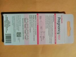 VeriQuick Pregnancy Test Clear & Accurate Results image 4