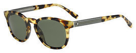 Boss 0803/S Sunglasses 0UIA Havana Green (85 gray green lens) 51mm - $169.29