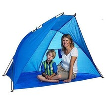 Kids Tent Family Sun Shelter Shade Canopy UV Protection Spacious Beach G... - $37.11
