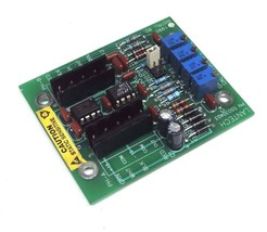 LANTECH 55030403 PC BOARD LOAD CELL AMP ASSEMBLY image 2