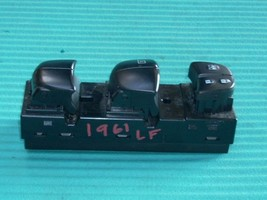 2014 NISSAN ALTIMA DOOR ELECTRICAL SWITCH LEFT SIDE 254013TA5A image 1