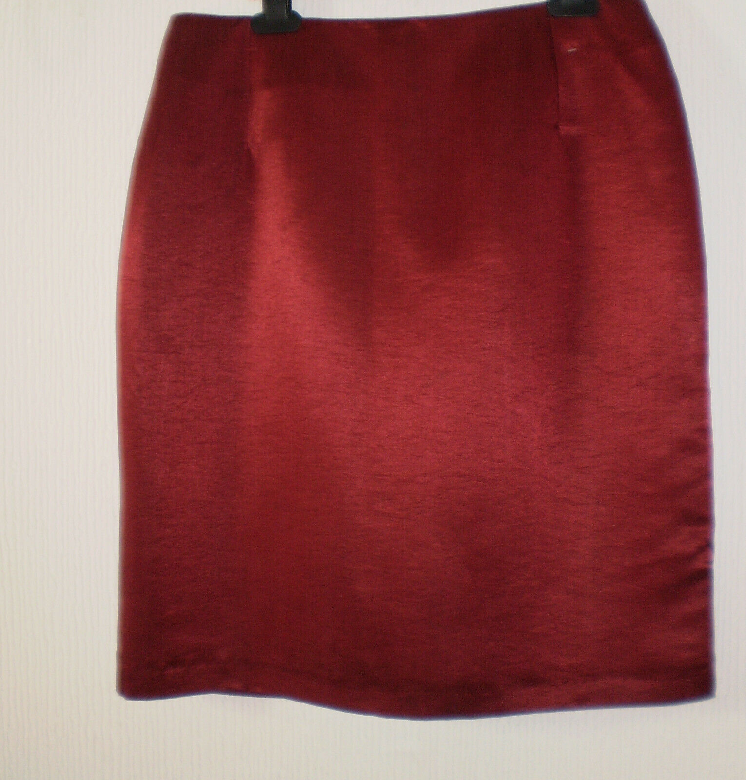 Primary image for  BHS New Sexy Port Wine Colour Casual or Party Short Pencil Skirt Size 14