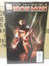 MARVEL COMICS THE INVINCIBLE IRON MAN ISSUE 5 - NOV 2008- BRAND NEW- L116 - $1.95