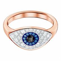 Authentic Swarovski Evil Eye Duo Ring - reg.price $89.00 - $71.20