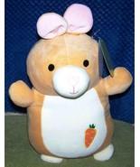 "Squishmallows Hugmees RITO the TAN BOY BUNNY14""H New - $18.88"