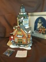 Dept 56 Original Snow Village 2000 CANDLEROCK LIGHTHOUSE RESTAURANT LTD ... - $59.95