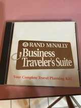 Rand McNally Business Traveler's Suite Your Complete Traveler's Suite so... - $27.42