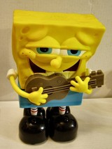 2008 Mattel- Spongebob Battery-Operated Figure - $17.81