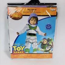 Buzz Lightyear Disney Halloween Costume Baby Infant 0-6M Toiy Story Pixar A18-10 - $18.97