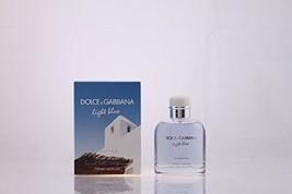 D & G Light Blue Living Stromboli Pour Homme By Dolce & Gabbana Edt Spray 4.2 Oz - $59.75