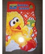 Bubbles, Bubbles (Sesame Beginnings) [Board book] SESAME STREET - $9.84