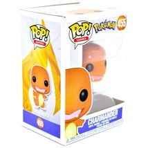 Funko Pop! Games Pokemon Charmander #455 Vinyl Action Figure image 5