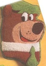 Wilton Yogi Bear Cake Pan (502-178, 1975) Jellystone Park Hanna Barbera Retired - $24.50