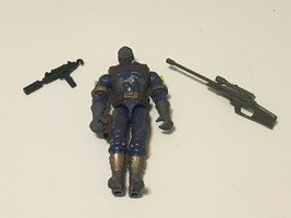 VINTAGE HASBRO 2002 G.I. JOE Cobra CLAWS Loose Action Figure ( Ref # 6-15) - $8.00