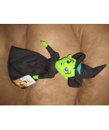 "WIZARD OF OZ WITCH Brand New 2012 Licensed Plush 18"" Sugar Loaf Wicked West - $9.99"