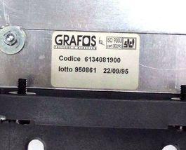 GRAFOS 6134081900 FACE PLATE W/ GRAFOS 6134189300 PLATE image 5