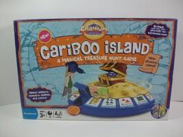 Cariboo Island Magical Treasure Hunt Complete Kids Educational Board Game - $44.79