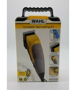 WAHL 20 pc Home Products Complete Haircutting Kit Clippers Hair Cut 7923... - $49.38