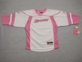 M152 New NWT REEBOK Anaheim Ducks Pink White Sparkle Jersey GIRLS Sizes - €30,59 EUR