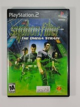 Syphon Filter | The Omega Strain | Black Label | Playstation 2 | PS2 | CIB - $10.00