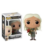 Game Of Thrones Daenerys Targaryen Funko Pop Vinyl Figure Beige - $18.98