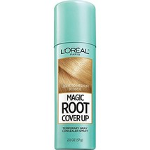 L'Oreal Paris Magic Root Cover Up Gray Concealer Spray Light to Medium B... - $9.47