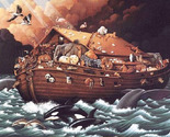 Noahs ark cross stitch pattern thumb155 crop