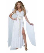 Athenian Goddess Halloween Costume Adult Womans XL - $43.55