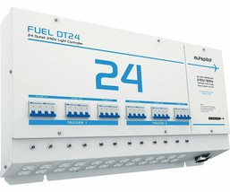 FUEL DT24 Light Controller, 24 Outlet, 240V with Dual Triggers - $1,587.21