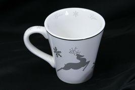 "St Nicholas Square Reindeer Believe Mug 4.5"" Tall image 3"
