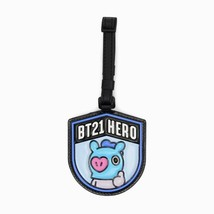 BT21 Character MANG Wappen Luggage Name Tag by BTS x LINE FRIENDS - $24.74