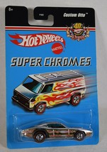 Hot Wheels El Segundo Super Chromes Custom Otto Mattel 40th 2009 Car - $99.00