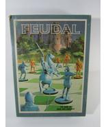 Feudal vintage 3M Bookshelf board game 1967 - $23.76