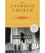 The Catholic Church: A Short History by Hans Kung - Paperback - Very Good - $3.75