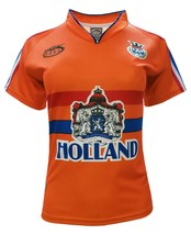 Holland Women Arza Soccer Jersey 100% Polyester. - $24.99