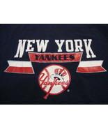 Vintage MLB New York Yankees Major League Baseball Champion Apparel T Sh... - $21.47