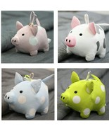 20cm Colorful Soft Stuffed Plush Pig Toy Symbol of 2019 Cute Gift for Gi... - $9.99