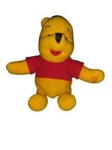 Winnie the Pooh Plush Grabber/Hugger 1997 Mattel Disney - $7.91