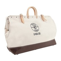 Canvas Tool Bag, 22-Inch Klein Tools 5102-22 - $68.99