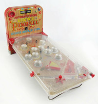 Nice Vintage Marx Automatic Score Electric Pinball Deluxe Arcade Type - $29.99