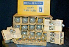 Camera Light Bulbs  AA20-2062 Vintage (USA) image 4
