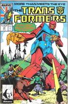 The Transformers Comic Book #33, Marvel 1987 VFN/NM - $5.94