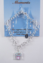 Disney Jewelry Silver Plated Magic Castle Bracelet - $19.60